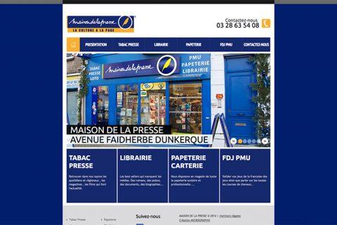 Maison de le Presse Dunkerque