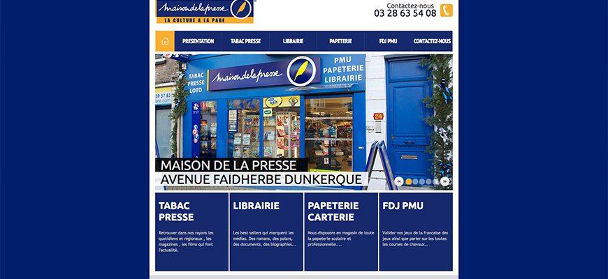 Maison de la presse Dunkerque